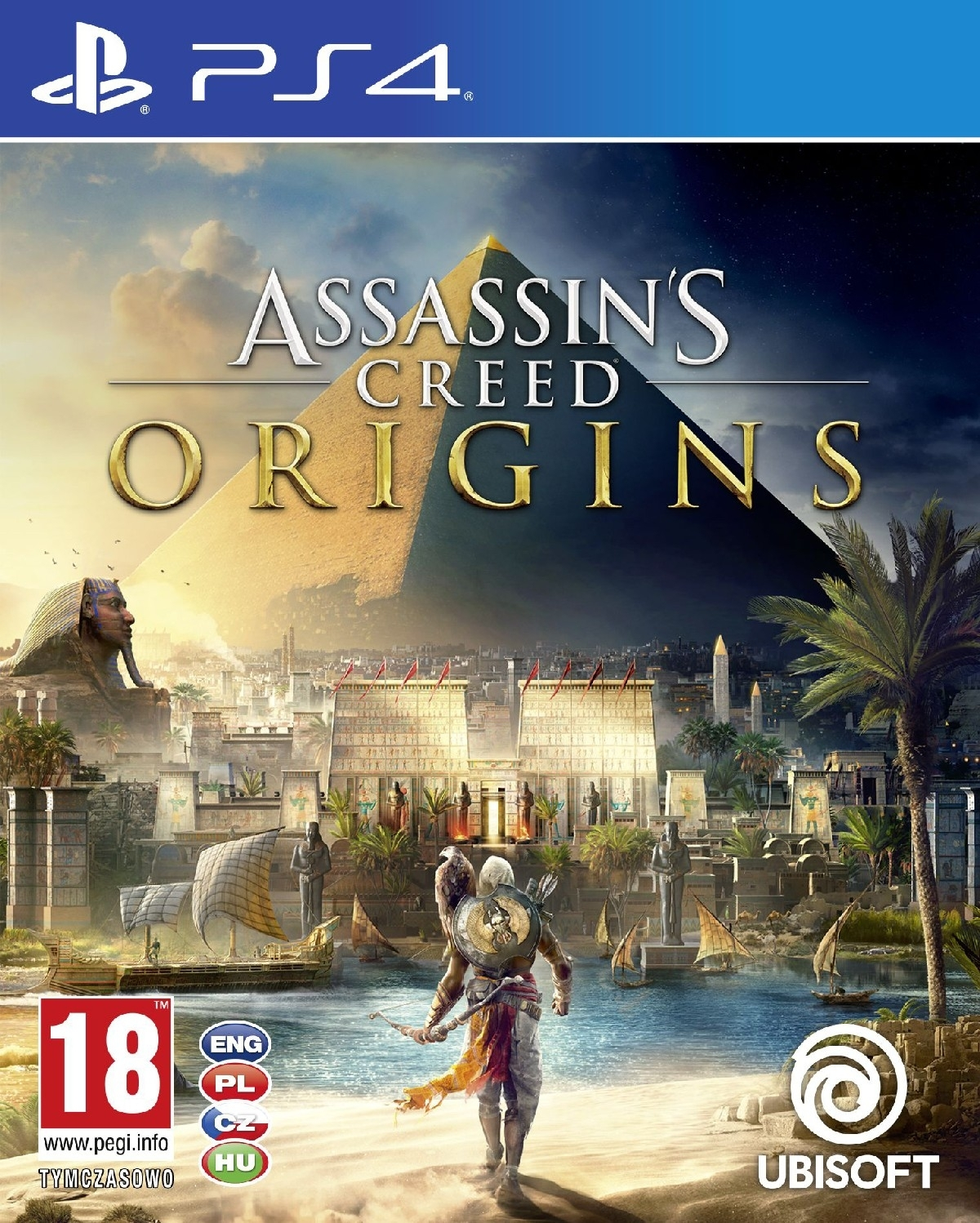 Assassin´s Creed Origins PL (PS4)